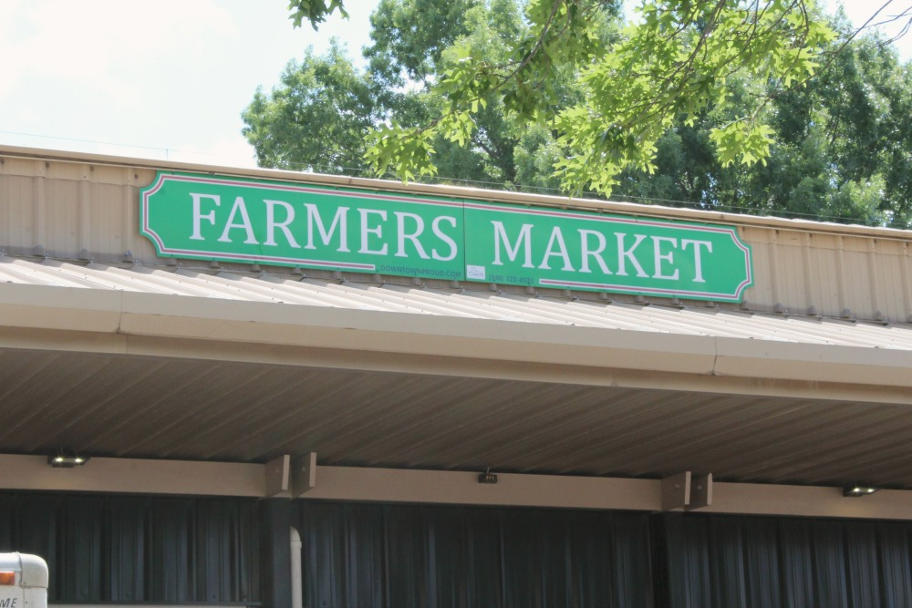 Farmers Market Texas