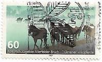Selo Cavalos de Dülmen