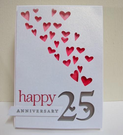 swanlady impressions 25th wedding anniversary