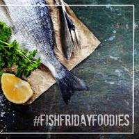 Fish Friday Foodies Logo