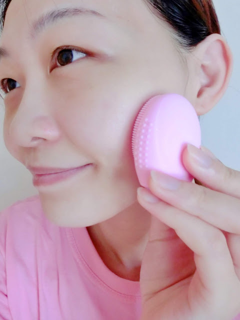 canvas, 抗疫, cleansing, pink, portrait, limitededition, lovecath, blogger, kol, beautykol, beautyblogger