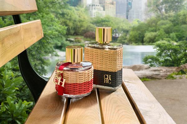 Carolina Herrera nuevas fragancias CH Central Park