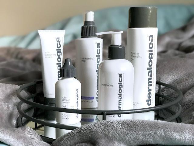 My Dermalogica Skin Care Routine
