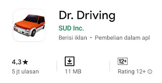 Game Dr. Driving