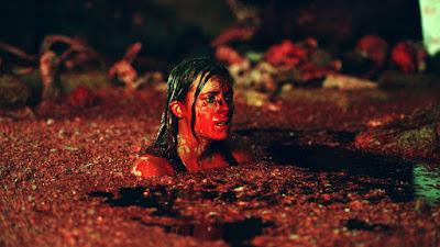 The Descent 2005 horror movie still
