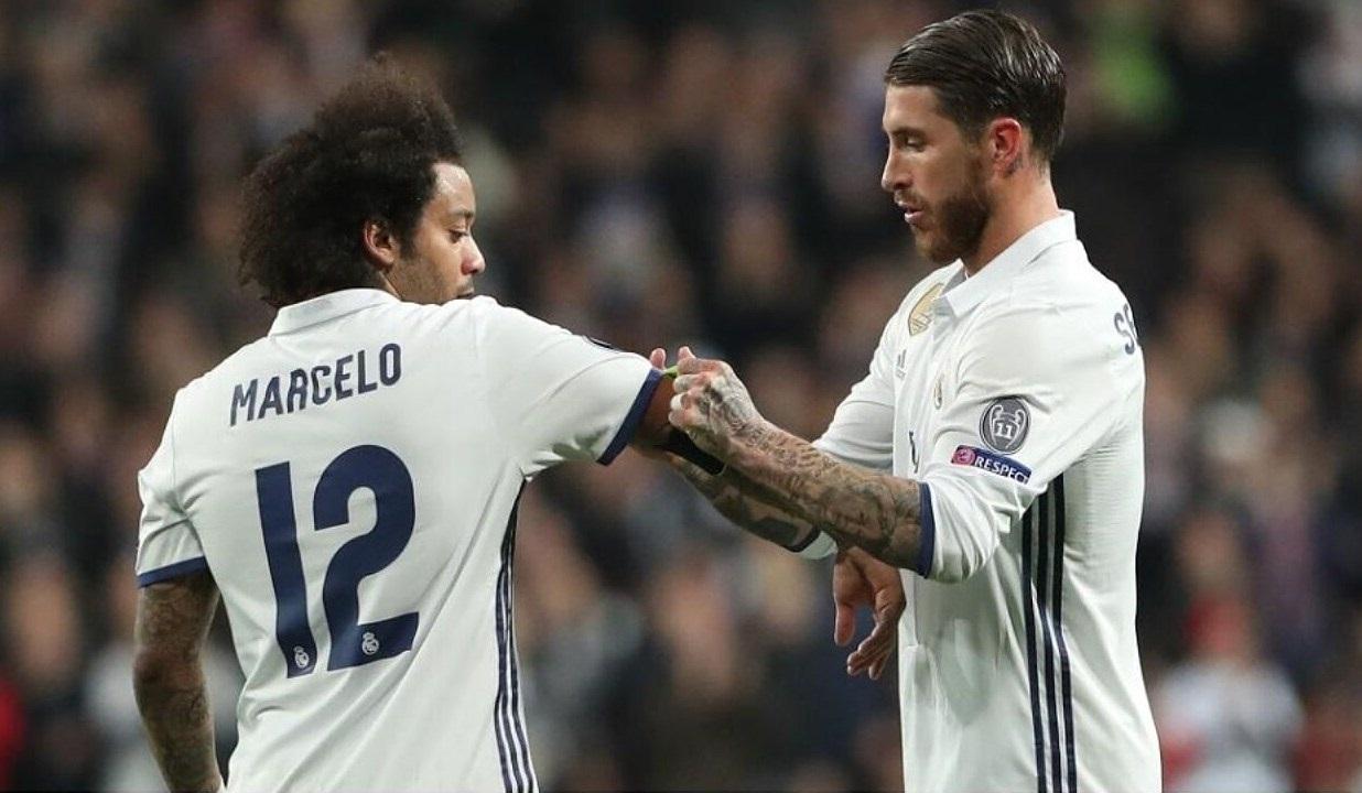 Sergio Ramos dan Marcelo