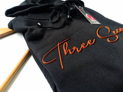 HOODIE THREESECOND (H48)