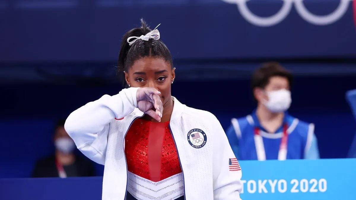 Simone Biles se retiró de los Juegos Olímpicos