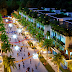 Flamingo Night Street - Rực rỡ giữa miền xanh