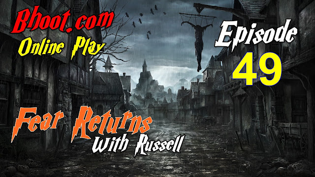 Bhoot.Com by Rj Russell Episode 49 - 15 January, 2021 (15-01-2021) Download