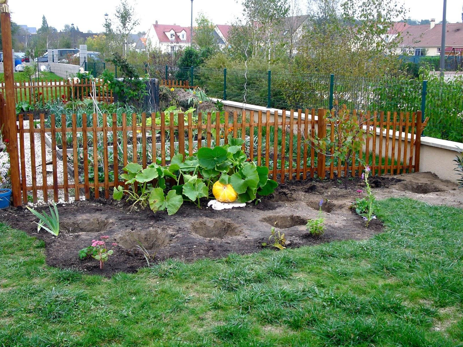 Mon petit jardin en sologne r trospective octobre 2015 - Petit jardin octobre brest ...
