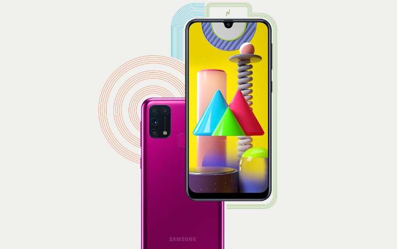 Harga Samsung Galaxy M31 di Indonesia (samsung.com)