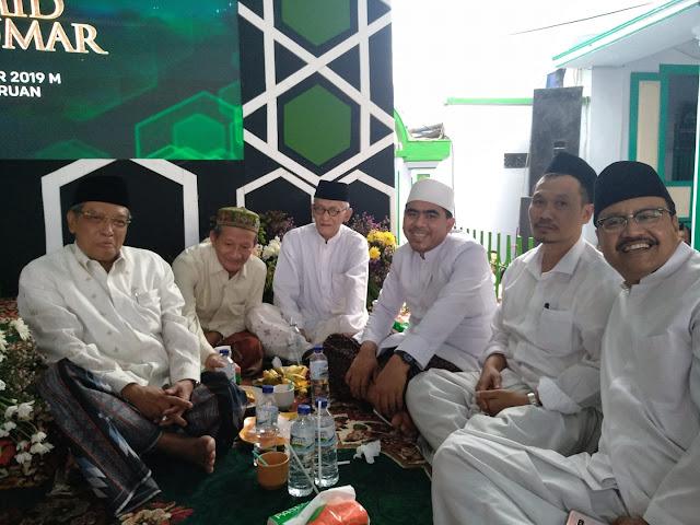 Gus Baha, Kiai Said, Gus Ghofur Hingga Rais Aam PBNU Hadir Haul KH Hamid Pasuruan