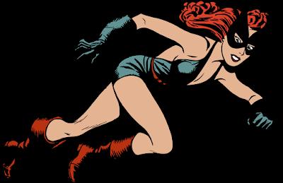 catwoman cartoon