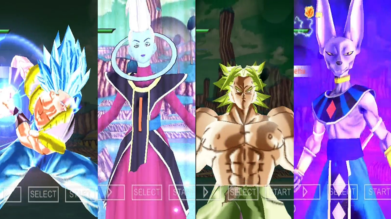 Dragon Ball Super Movie Broly Xenoverse 2 Mod