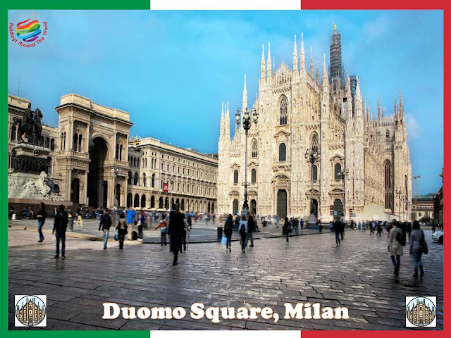 The best activities in the Duomo Square Milan