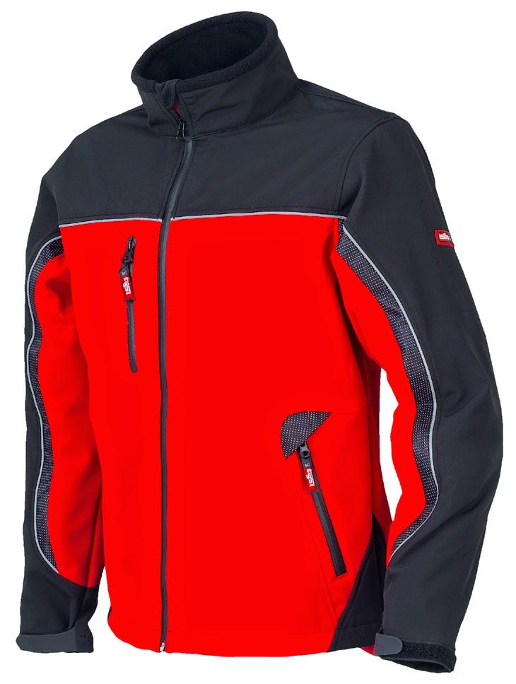 Más información: Cazadora Red Shell - Vestuario Laboral - Frío y lluvia