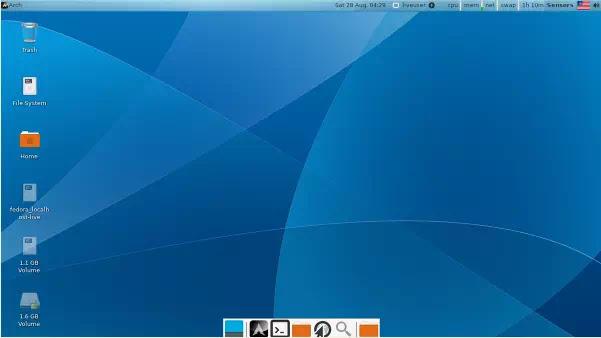 cara menginstal Arch Linux dengan Calam Arch-7