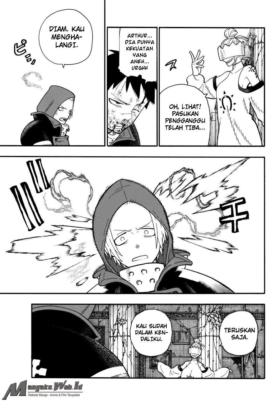 Fire Brigade of Flames Chapter 85-14