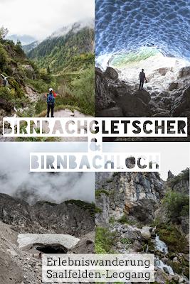 Birnbachgletscher und Birnbachloch | Wandern Saalfelden-Leogang | Wanderung SalzburgerLand | Best-Mountain-Artists