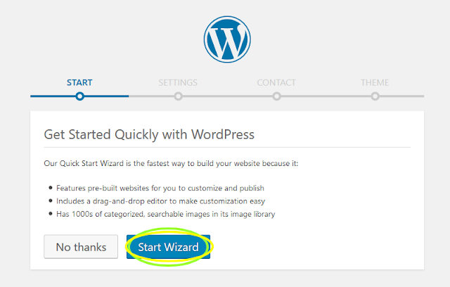WordPress-set-up