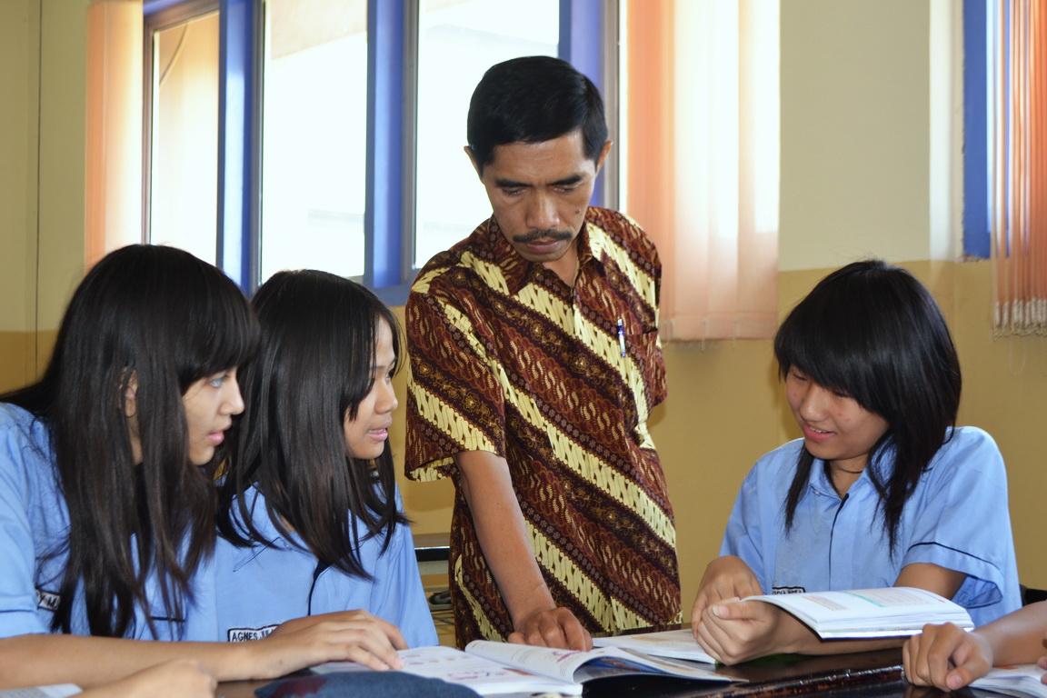 MAHFUD GURU BIOLOGI SMP YPPI - 2 SURABAYA: SOAL-SOAL BIOLOGI