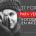 37 Lugares Para Vender Fotografías en Internet