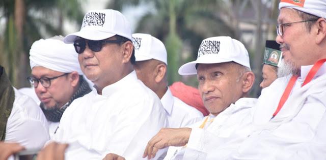 Alumni 212 Tidak Pernah Bergantung Terhadap Tokoh Politik, Termasuk Prabowo Subianto