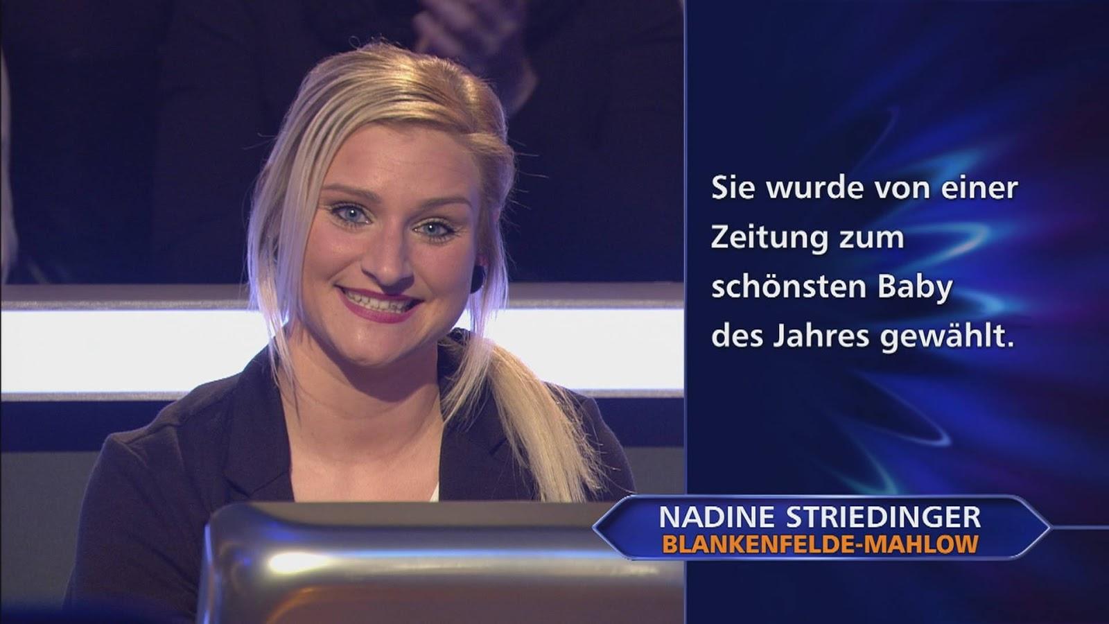 Nadine Striedinger