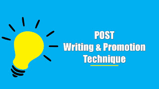 How to Write and Promote Blog-post