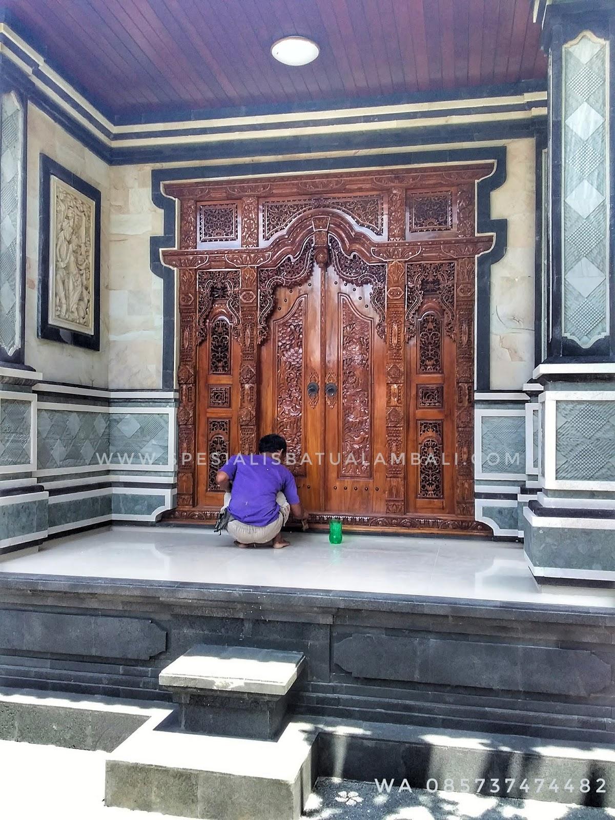 Rumah Minimalis Di Sanur Spesialis Batu Alam Bali