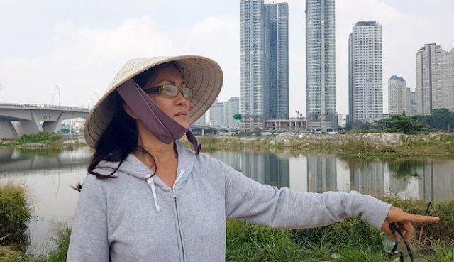 Tiếng la thất thanh đêm người phụ nữ Hàn Quốc nghi bị sát hại