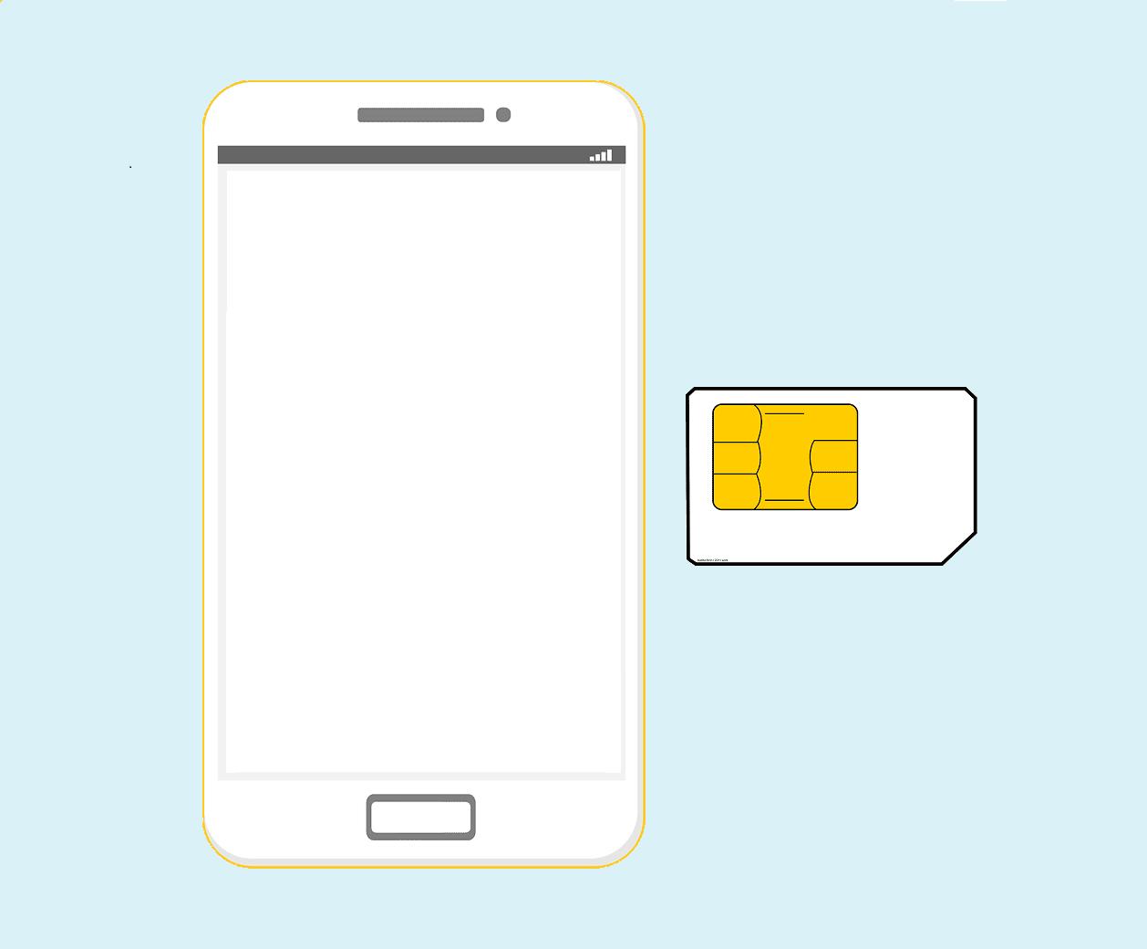 Pernahkah Anda memasukkan kartu SIM ke HP kemudian muncul pesan  9 Tutorial Mengatasi Kartu SIM Tidak Ada Layanan (HP Android)