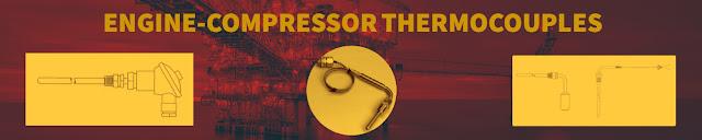 Engine-Compressor Thermocouple