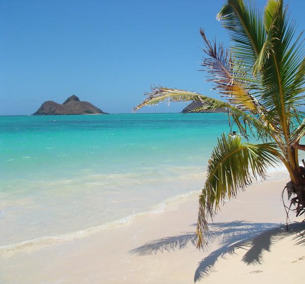 Life Lanikai Beach Oahu Hawaii - Amazing Places
