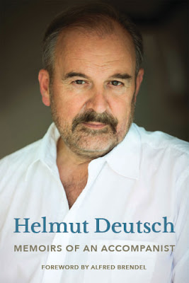 Helmut Deutsch Memoirs of an Accompanist (translated Richard Stokes); Kahn & Averill