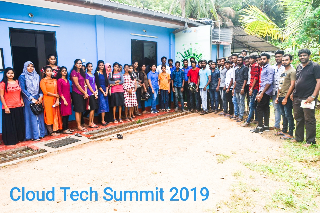 Cloud Tech Summit 2019