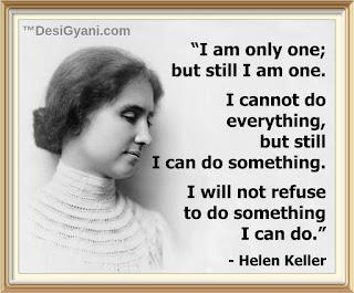Hellan Kellar Quotes