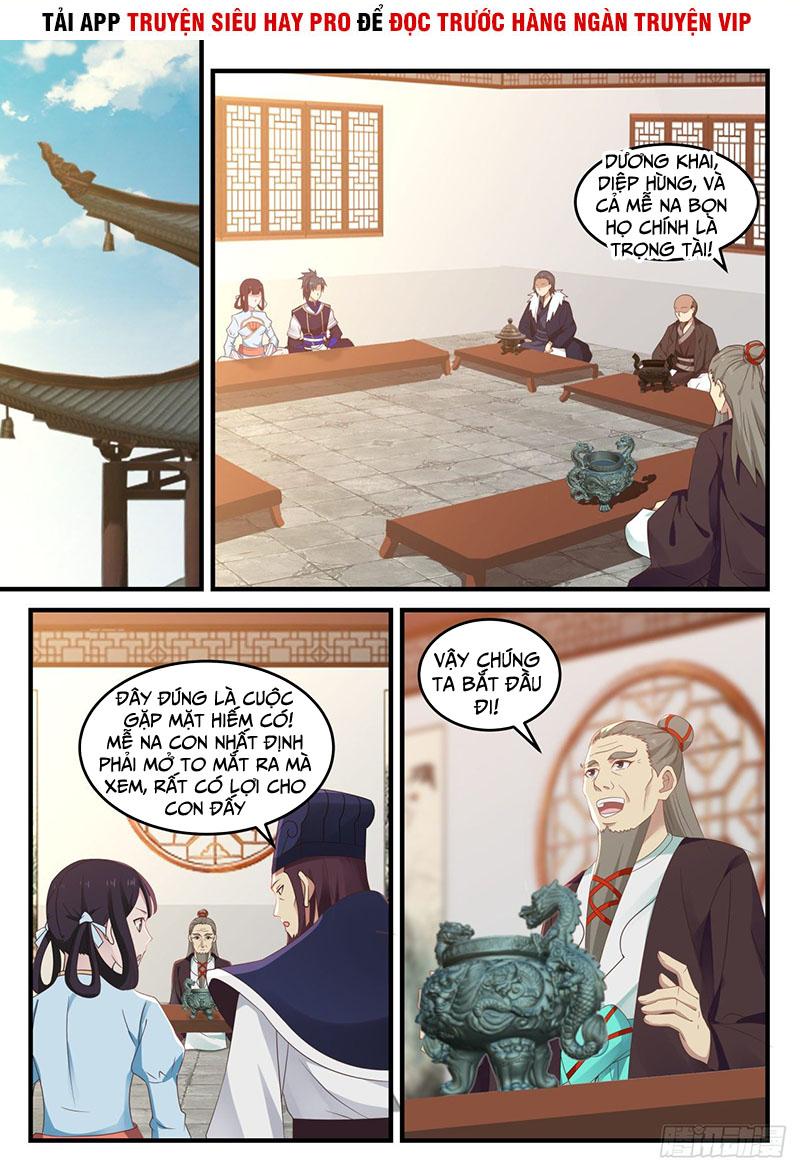 Võ Luyện Đỉnh Phong chap 732 - Trang 9
