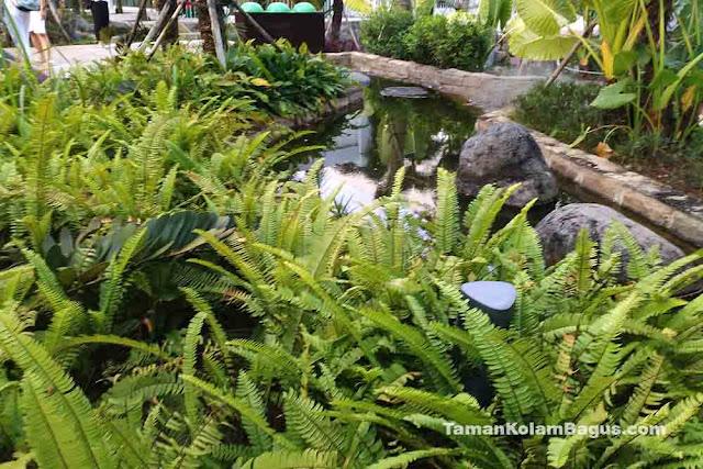 Tukang Kolam Hias Minimalis Tangerang