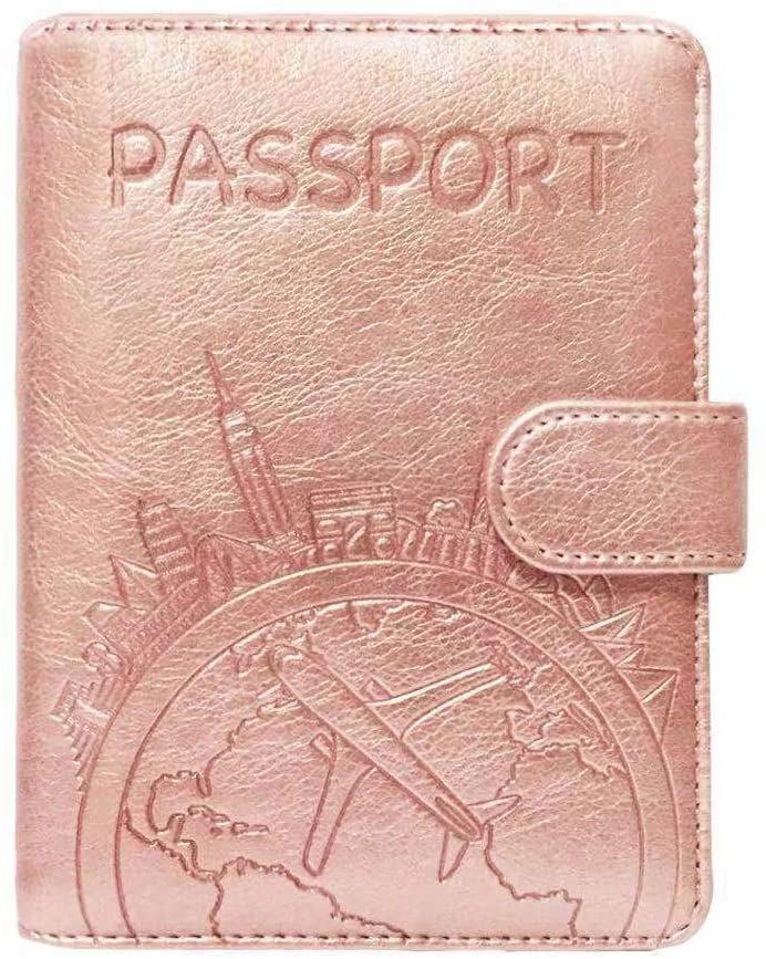 20 cute RFID passport holders for female travelers