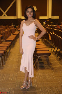 Aishwarya Devan in lovely Light Pink Sleeveless Gown 059.JPG