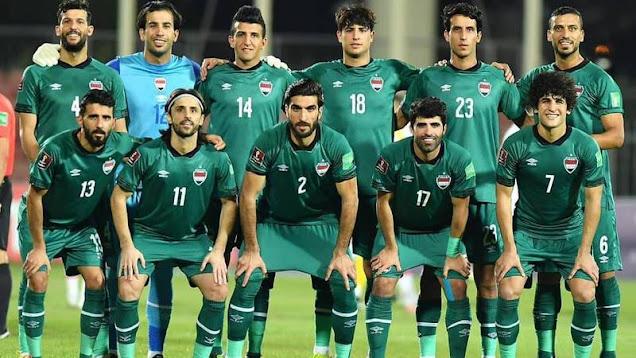 موعد مباراة العراق و لبنان من تصفيات آسيا المؤهلة لكأس العالم 2022