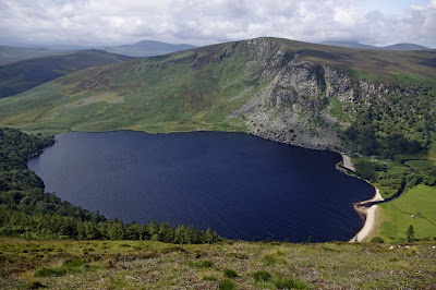 Lough Tay, Guinness Lake, Ireland