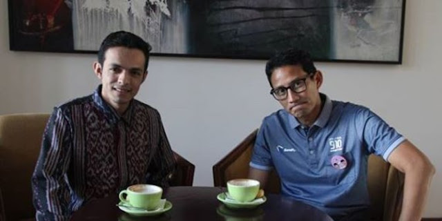 Empat Pria Ganteng Yang Ada Di Timses Jokowi-Ma'ruf Amin Dan Prabowo-Sandi