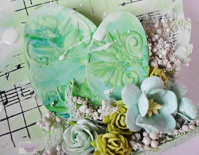 kwiaty i pisanki
