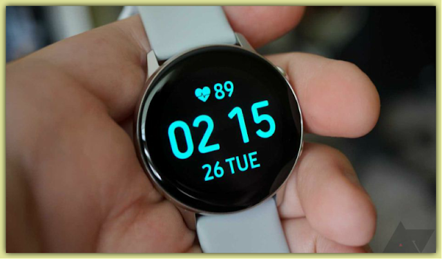 """Samsung Smart Gadget  """"Active"""" Will Measure Your Blood Pressure"""