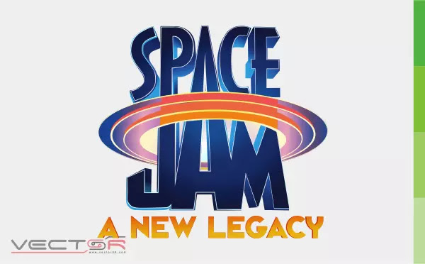 Space Jam A New Legacy Logo - Download Vector File CDR (CorelDraw)