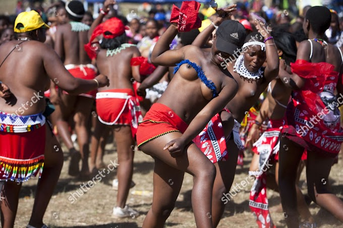 The Annual Zulu Reed Dance