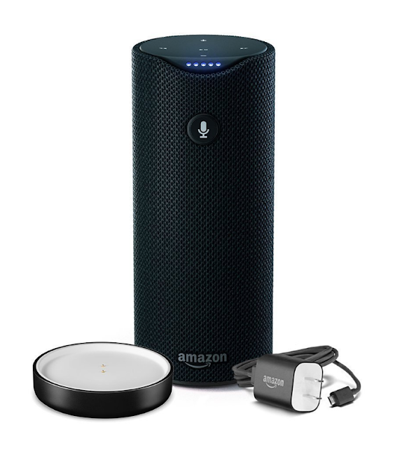 Amazon Tap speaker -Just tap and ask for music from Amazon Music, Spotify, Pandora